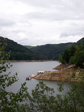 Image illustrative de l'article Lac Vidraru