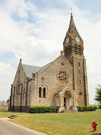 Église Notre-Dame de Laffaux