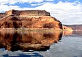 Lake Powell reflections Utah. (8096231415).jpg