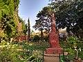 Lalbagh (Lal Baugh) Botanical Garden in Bangalore (now Bengaluru) 1.jpg