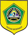 Official seal of Bogor Regency