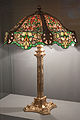 Lamp and lampshade made of Tiffany glass.jpg