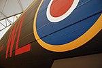 Lancaster FM136 at Aero Space Museum of Calgary Flickr 6201755069.jpg