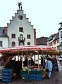 Landau in der Pfalz, a historical store on the town square.jpg
