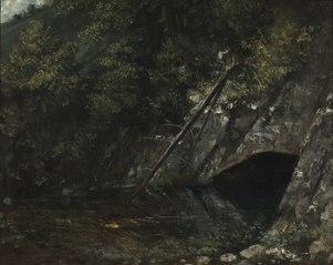 Landscape from La Source Bleue