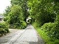 Lane at Greeba - geograph.org.uk - 491525.jpg