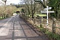 Lane through Drayford - geograph.org.uk - 126043.jpg