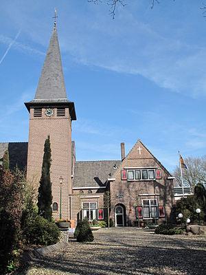 Langeveen - Image: Langeveen, kerk foto 5 2011 04 02 10.39
