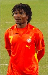 Laryea Kingston Ghanaian footballer