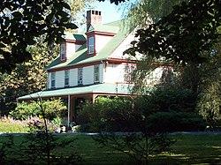 Lawyers Hill Historic District - Wikipedia