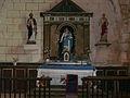Le Bourdeix église autel.JPG