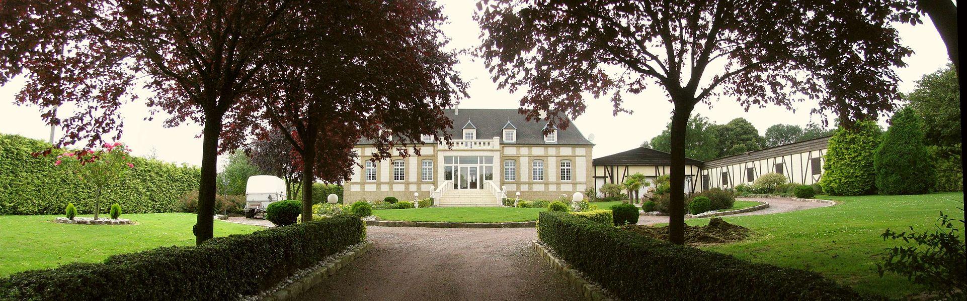 Le Château d'Elincourt