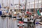 Le bassin des yachts classiques du Musée Maritime de La Rochelle (5).JPG