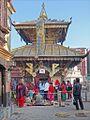 Le temple dHariti (Stupa de Swayambhunath) (8435316715).jpg