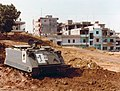 Lebanese Army APC, Beirut 1982.jpg