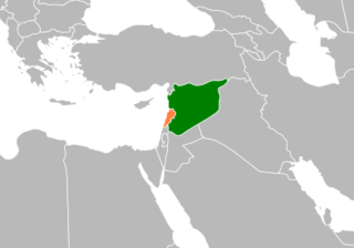Lebanon–Syria relations Diplomatic relations between Lebanon and Syria
