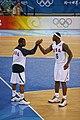 Lebrone James Doin a Funny Lil Handshake - Beijing 2008 Olympics (2752036933).jpg