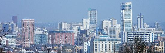 Leeds city centre - Wikipedia