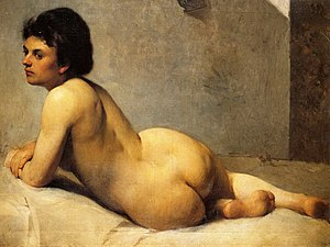 Polychronis Lembesis - Nude by Polychronis Lembesis National Gallery of Athens
