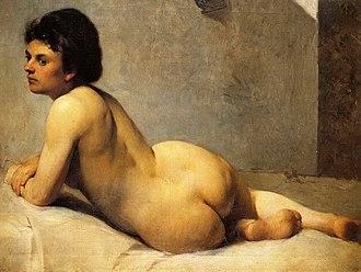 Polychronis Lembesis - Nude by Polychronis Lembesis National Gallery of Athens