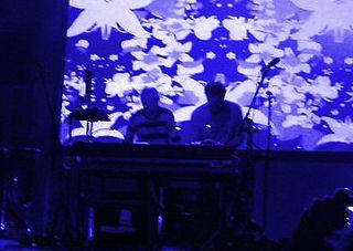 Lemon Jelly British electronic music duo