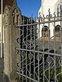 Leoben-Waasen - Umzäunung der Pfarrkirche Maria am Waasen.jpg