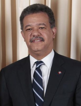 President of the Dominican Republic - Image: Leonel Fernandez Reyna
