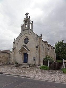 Les Ageux (Oise) Église.JPG