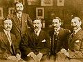 Les frères René, Lucien, Marcel, Georges et Léon Blum.jpg