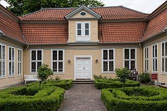 Gotthold Ephraim Lessing - Home, Wolfenbüttel