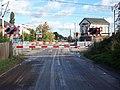 Level Crossing, Hademore - geograph.org.uk - 266192.jpg