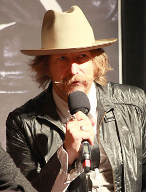 Lew Temple - Temple at Spooky Empire's Ultimate Horror Weekend 2014 in Orlando, Florida