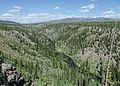 Lewis River, Yellowstone National Park, looking towards north 20110818 3.jpg