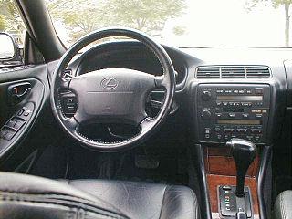 1995 Lexus Es 300 Interior