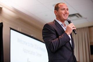 Jason Lezak American swimming executive (born 1975)