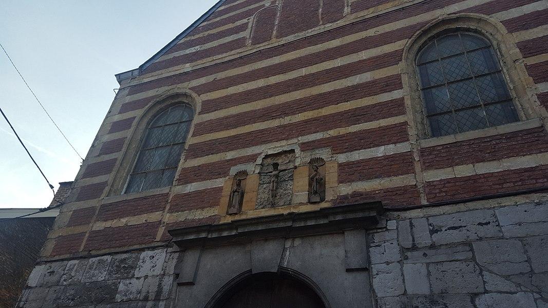 Chapelle Saint-Roch en Volière, Liège, Belgique