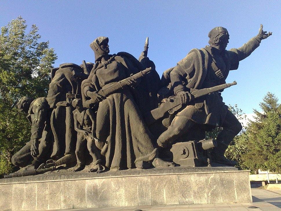 Liberators Skopje NOB
