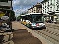 Liberec, Žitavská, Nádraží, autobus 340 na lince 22.jpg