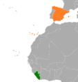 Liberia Spain Locator.png