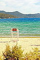 Lifeguard Stand, Sand Harbor, Lake Tahoe, Nevada (4720903485).jpg