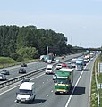 Light traffic on the M6 - geograph.org.uk - 532675.jpg