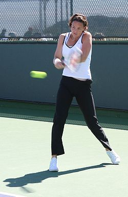 Lindsay Davenport Indian Wells 2006.jpg