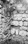 links breuksteen van rechthoekige toren - valkenburg - 20238139 - rce