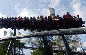 Lisebergbanan - Lisebergbanan roller coaster