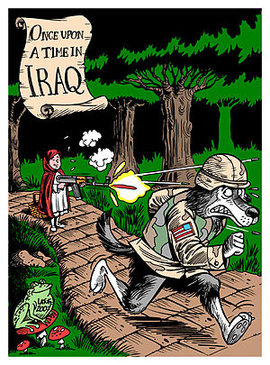 Little Red Riding Hood, Iraq version