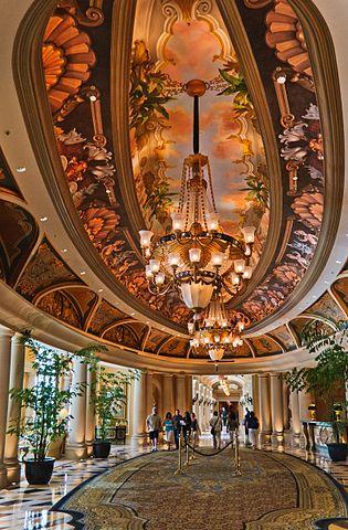 Venetian Hotel Spa In Las Vegas