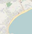 Location map Rio de Janeiro Copacabana.png