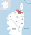 Locator map of Kanton Biguglia-Nebbio.png