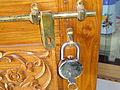 Lock to the door.JPG