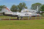 Lockheed F-104D Starfighter '71312 - FG-312' (really 57-1330) (29193961373).jpg